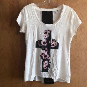 Size S Express Cross T-shirt